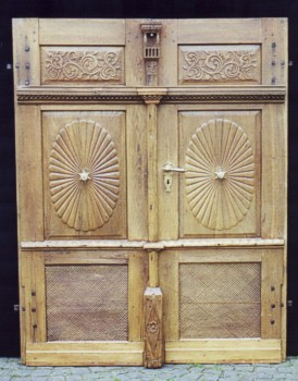 antike haust r barock bau antik historische t ren und. Black Bedroom Furniture Sets. Home Design Ideas