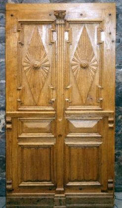Haustüren holz antik  Antike Türen - Antike Haustüren - Bau-Antik | Historische Türen ...
