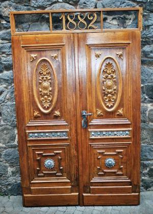 antike haust r jugendstil bau antik historische t ren und antikes baumaterial. Black Bedroom Furniture Sets. Home Design Ideas