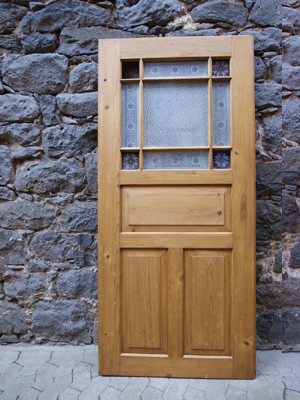 antike zimmert r mit glas gr nderzeit bau antik historische t ren und antikes baumaterial. Black Bedroom Furniture Sets. Home Design Ideas