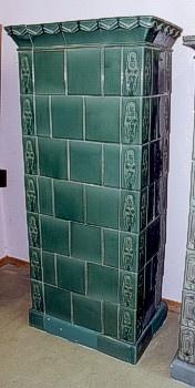 historischer kachelofen art d co bau antik historische t ren und antikes baumaterial. Black Bedroom Furniture Sets. Home Design Ideas