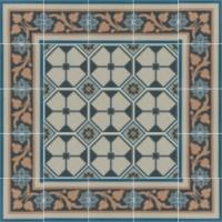 Antike Reproduktionen Zahna Feinsteinzeug Manufakturfliesen Bau